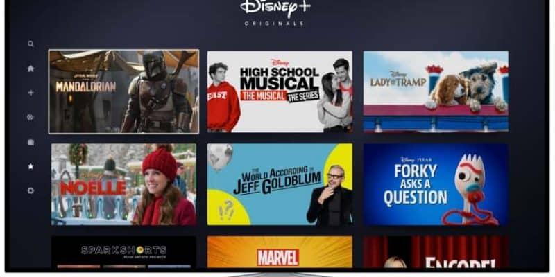 Estos son los modelos TV compatibles con Disney+