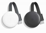 Llega el Google Chromecast de 3ª generación con ligeras mejoras