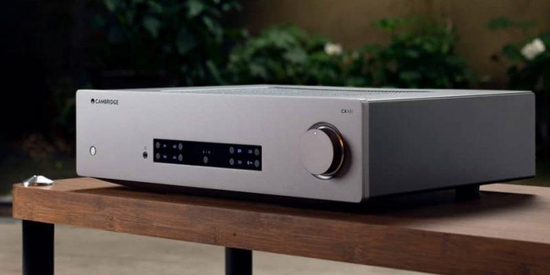 Nuevos amplificadores Cambridge Audio serie CX 2