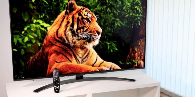 LG SM8200 NanoCell 4K 2019: Análisis y opinión
