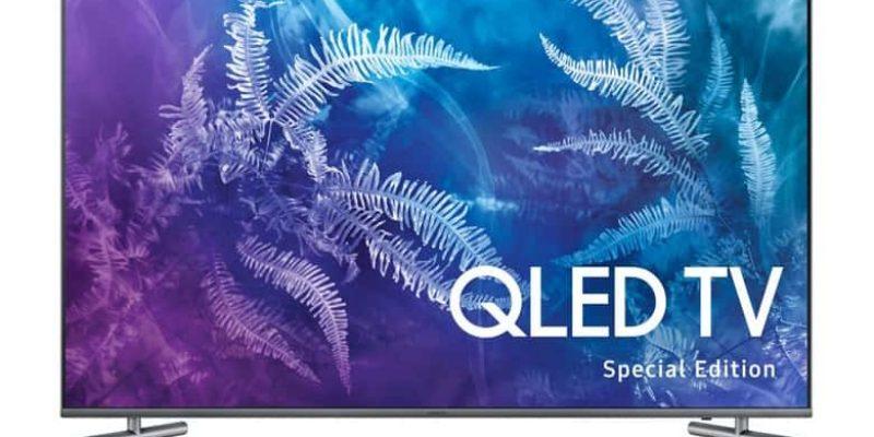 Nuevo televisor Samsung Q6F QLED