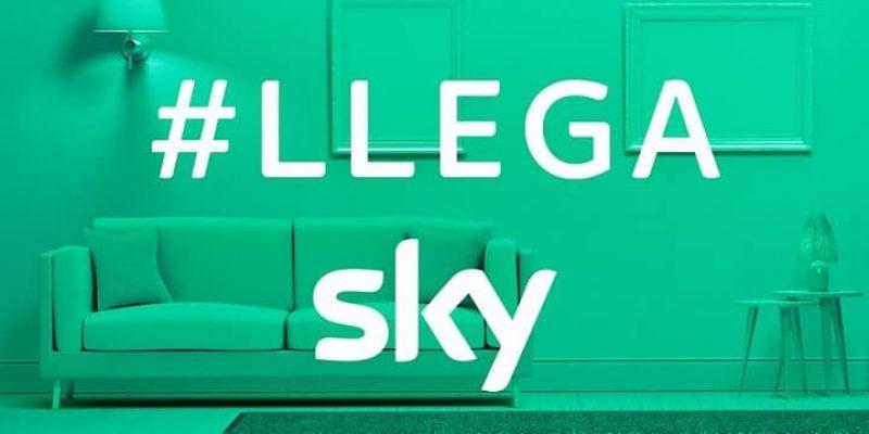 Sky, la nueva plataforma en streaming, llega a España