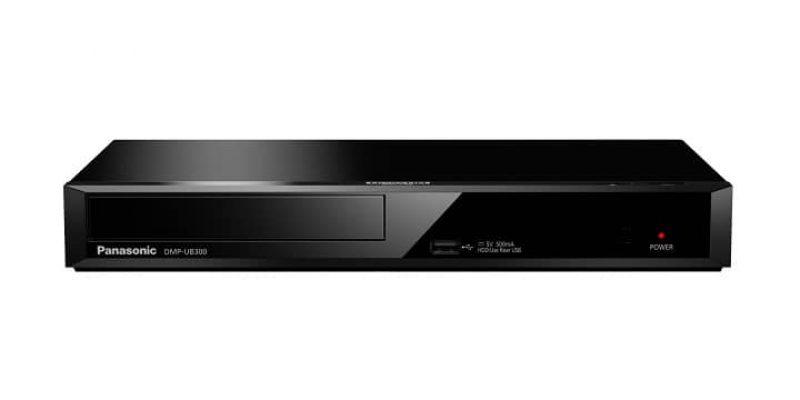 Blu-ray Panasonic UB300: Nuevo reproductor 4K económico