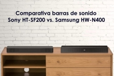 Comparativa Sony HT-SF200 vs. Samsung HW-N400