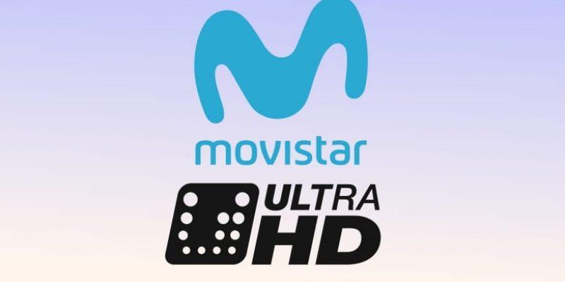 Movistar en 4K será lanzado en Abril de 2018