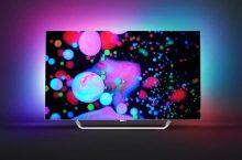 Philips OLED POS9002: Nuevo televisor OLED con ambilight
