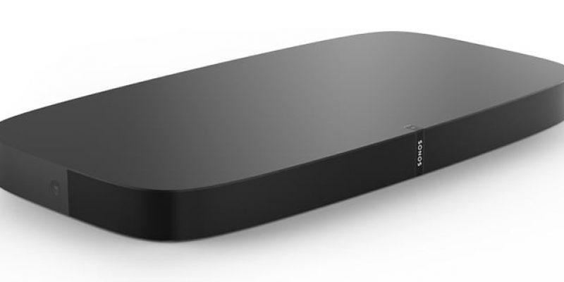 Sonos Playbase, la nueva barra de sonido de Sonos