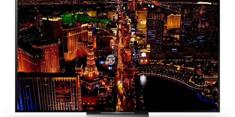 Nuevos televisores Sony 2017: Características
