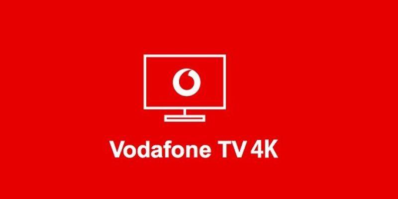 Vodafone 4K: Llega la resolución 4K a Vodafone TV